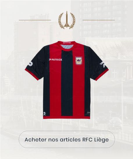 Acheter nos articles RFCl Liège