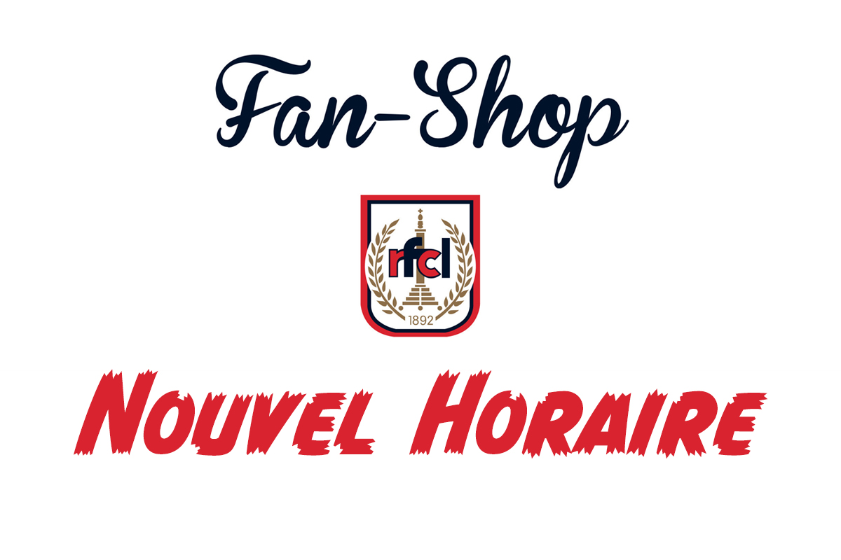 Modification Horaire Fanshop