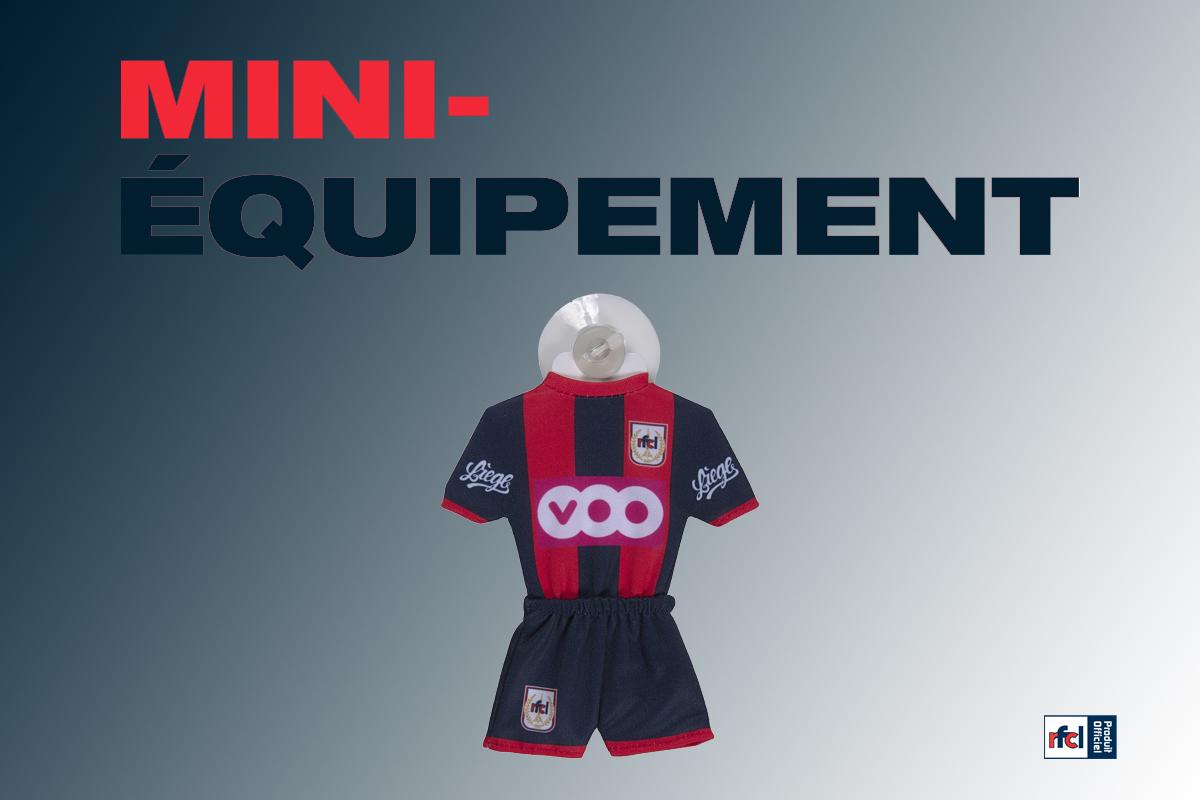 Nouveau Mini-Équipement RFCL