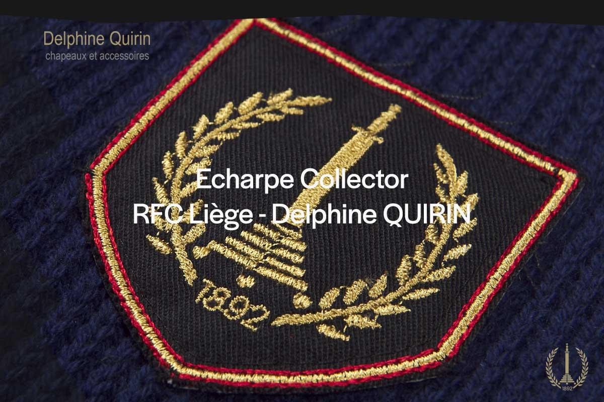 Écharpe Collector Delphine Quirin